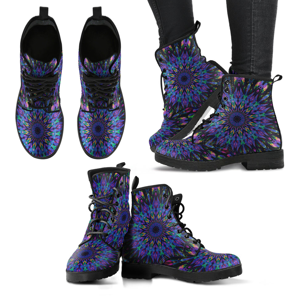 Mandala Lights Boots