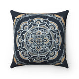 Sacred Mandala Pillow