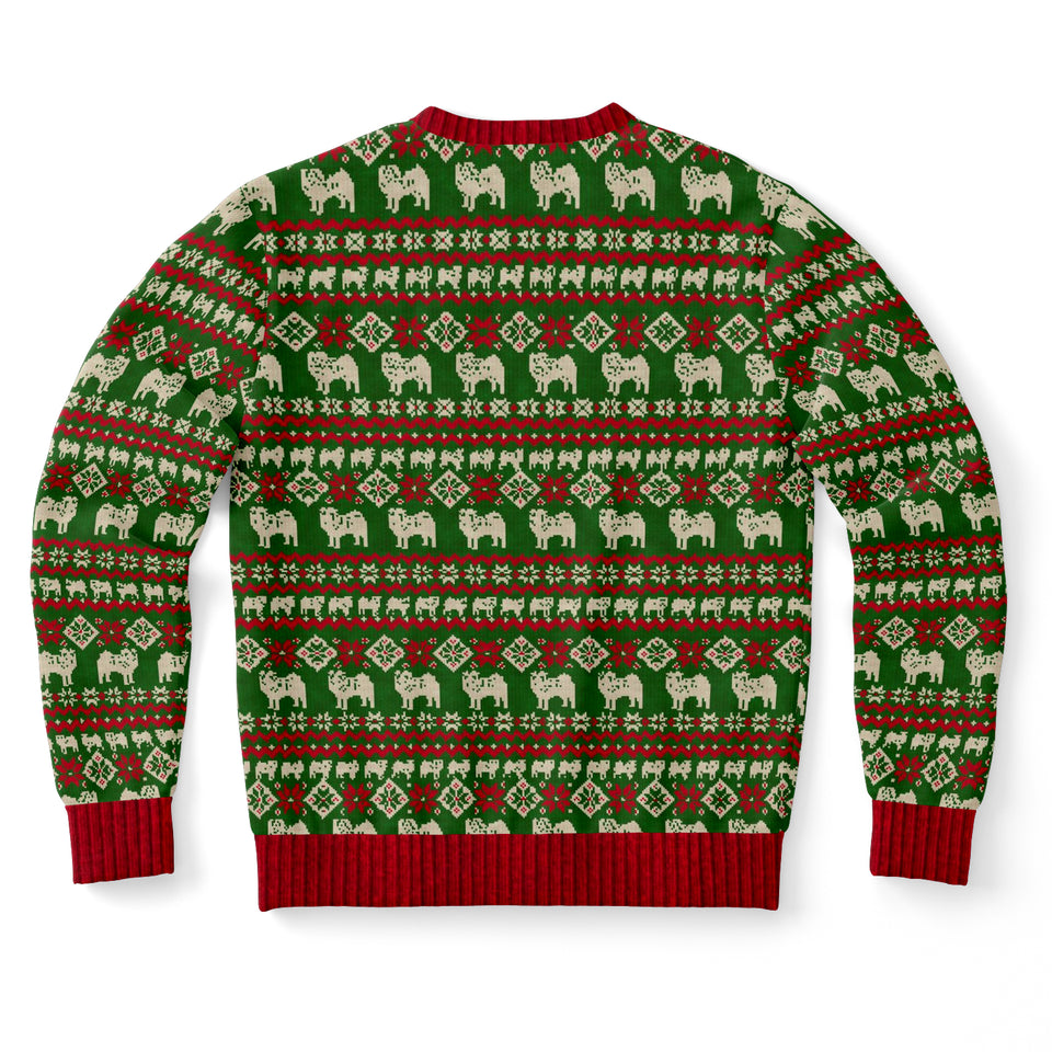 Bah Humpug Ugly Christmas Sweatshirt