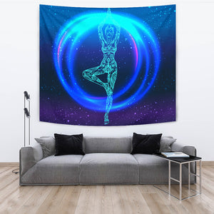 Enlightened Soul Tapestry