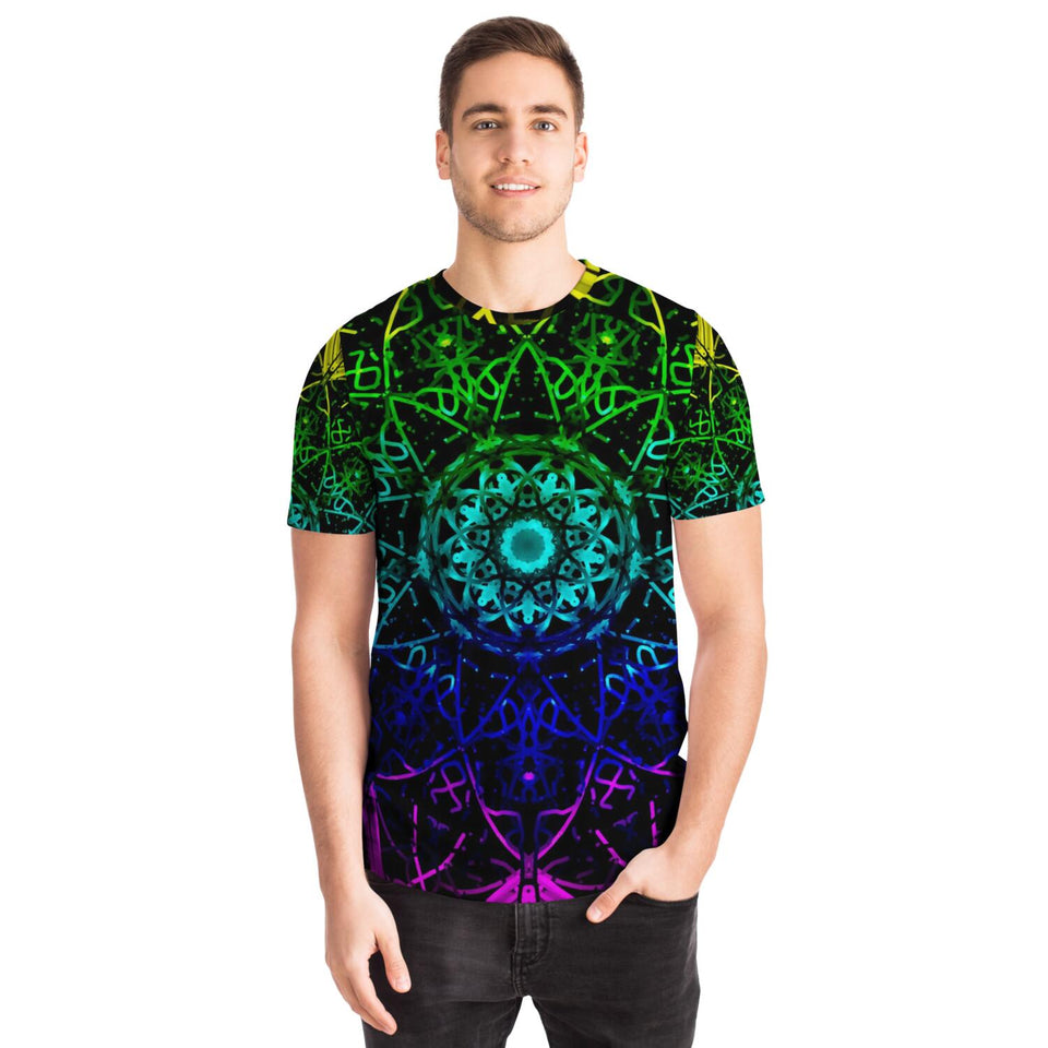 Rainbow Mandala Shirt