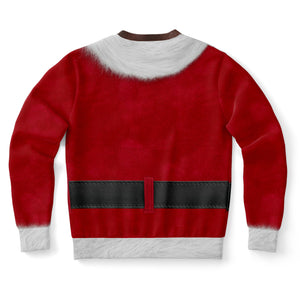 Fit Santa Christmas Sweatshirt