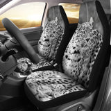 Leopard Car Seat Covers