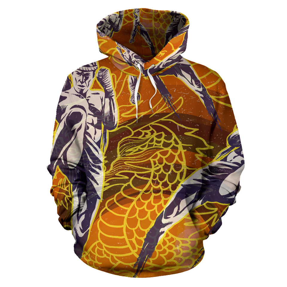 Dragon Fighter Hoodie