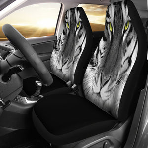 Tiger Eyes Car Seat Covers