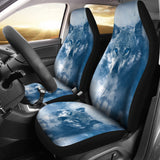 Wolf Mist Car Seat Covers