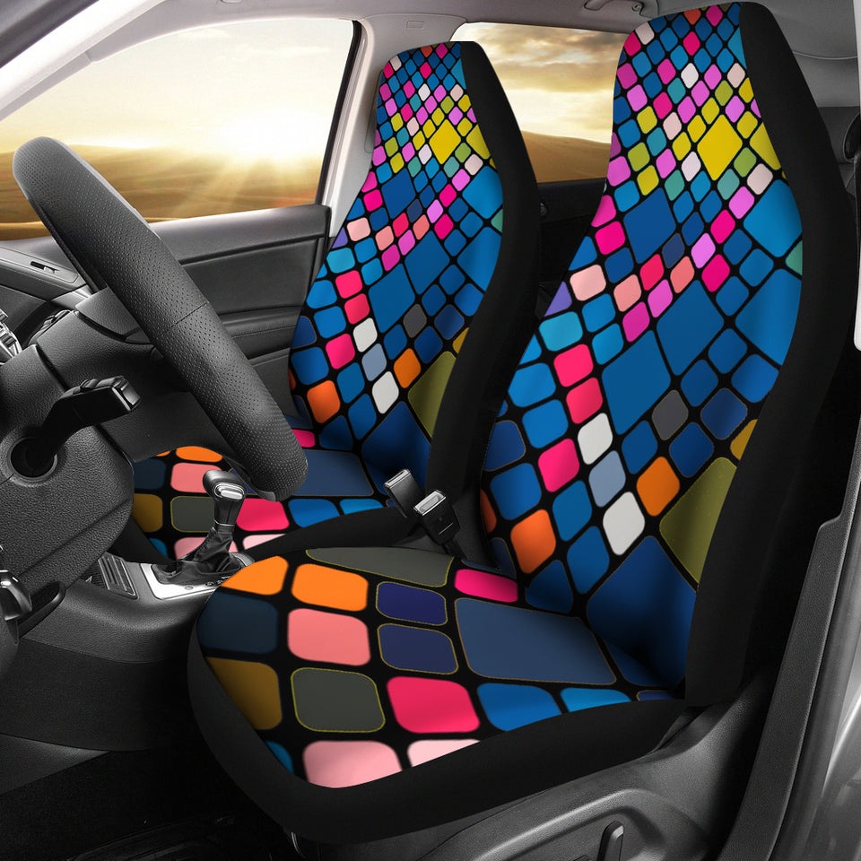 Cubes V2 Car Seat Covers