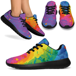 Splatter Sneakers