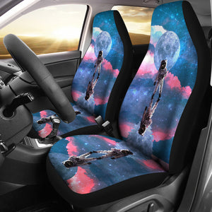 Astronaut Dreams 2 Car Seat Covers
