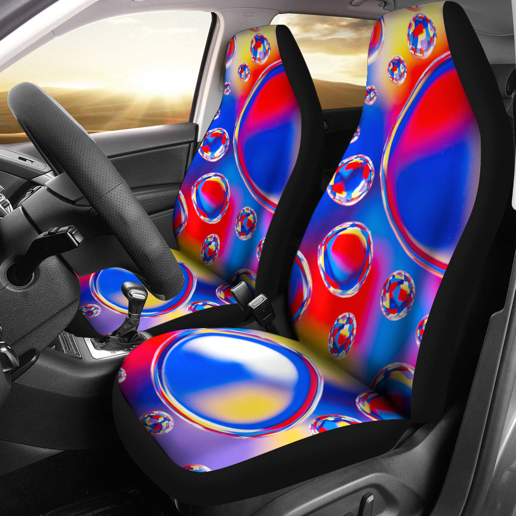 Bubbly Car Seat Covers