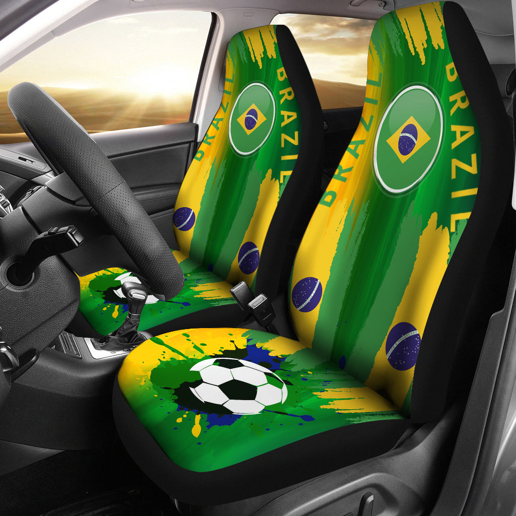 Brazil Car Seat Covers