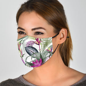 Floral Dream Face Mask