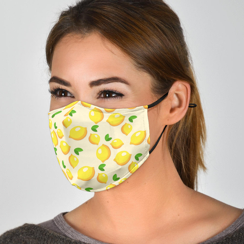 Lemon Face Mask