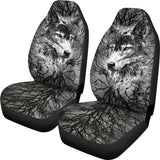 Wolf Soul Car Seat Covers