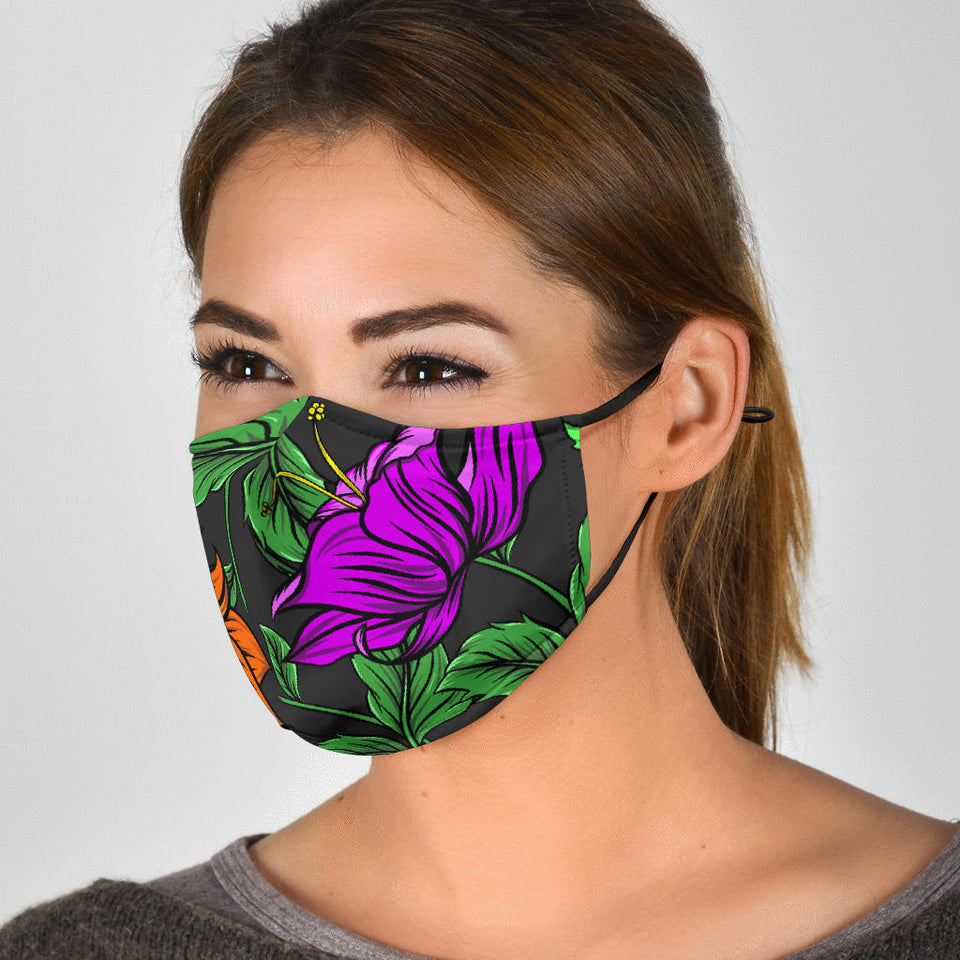 Love of Flowers Face Mask