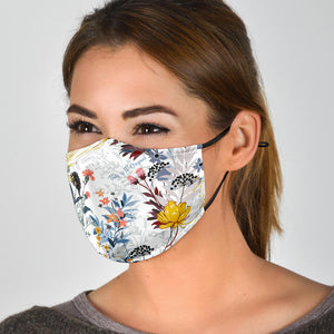 Floral Dreams Face Mask