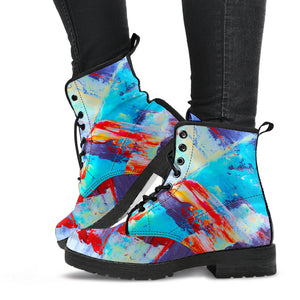 Color Splash Boots
