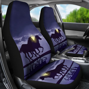 Horse Friendship Car Seat Covers