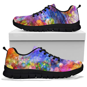 Colorful Explosion Sneakers