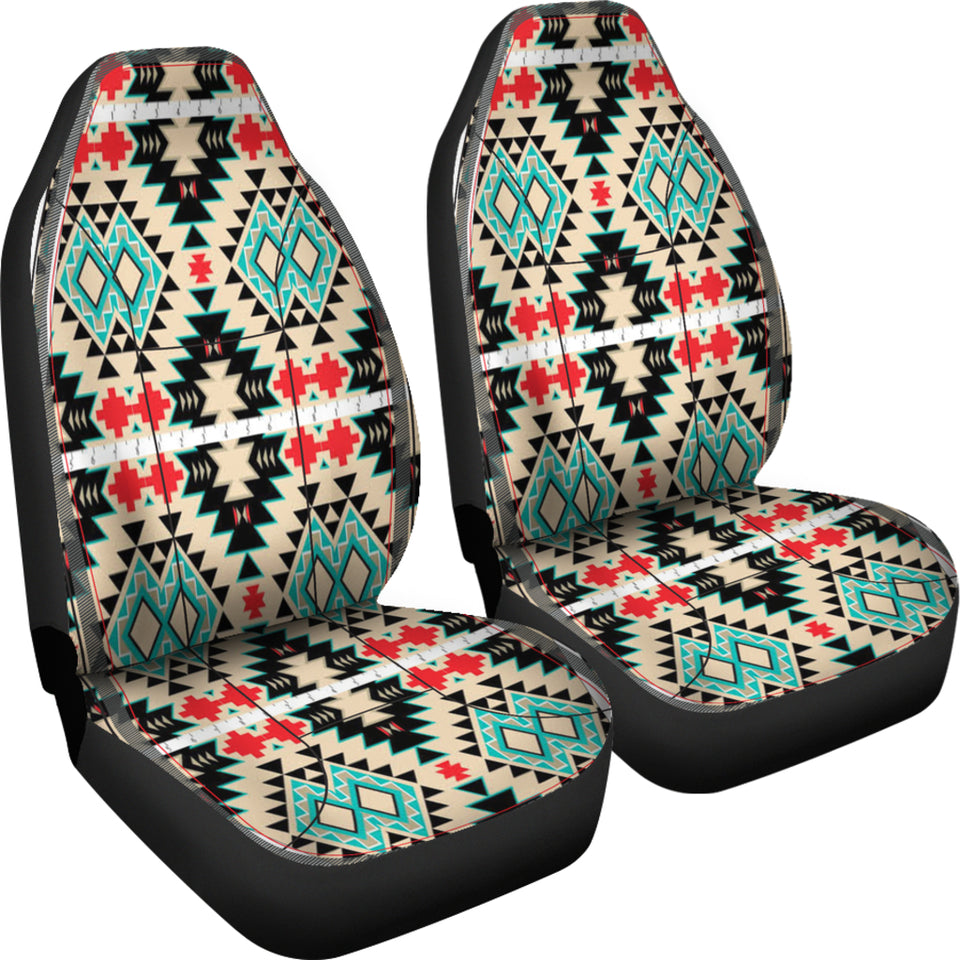 Native Pattern Car Seat Covers