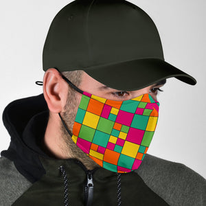 Cubes 2 Face Mask