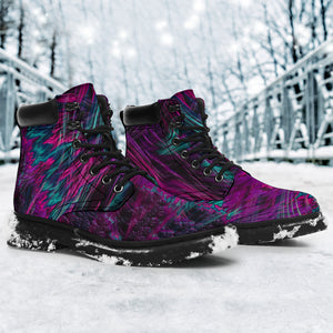 Neon Drip Classic Boots
