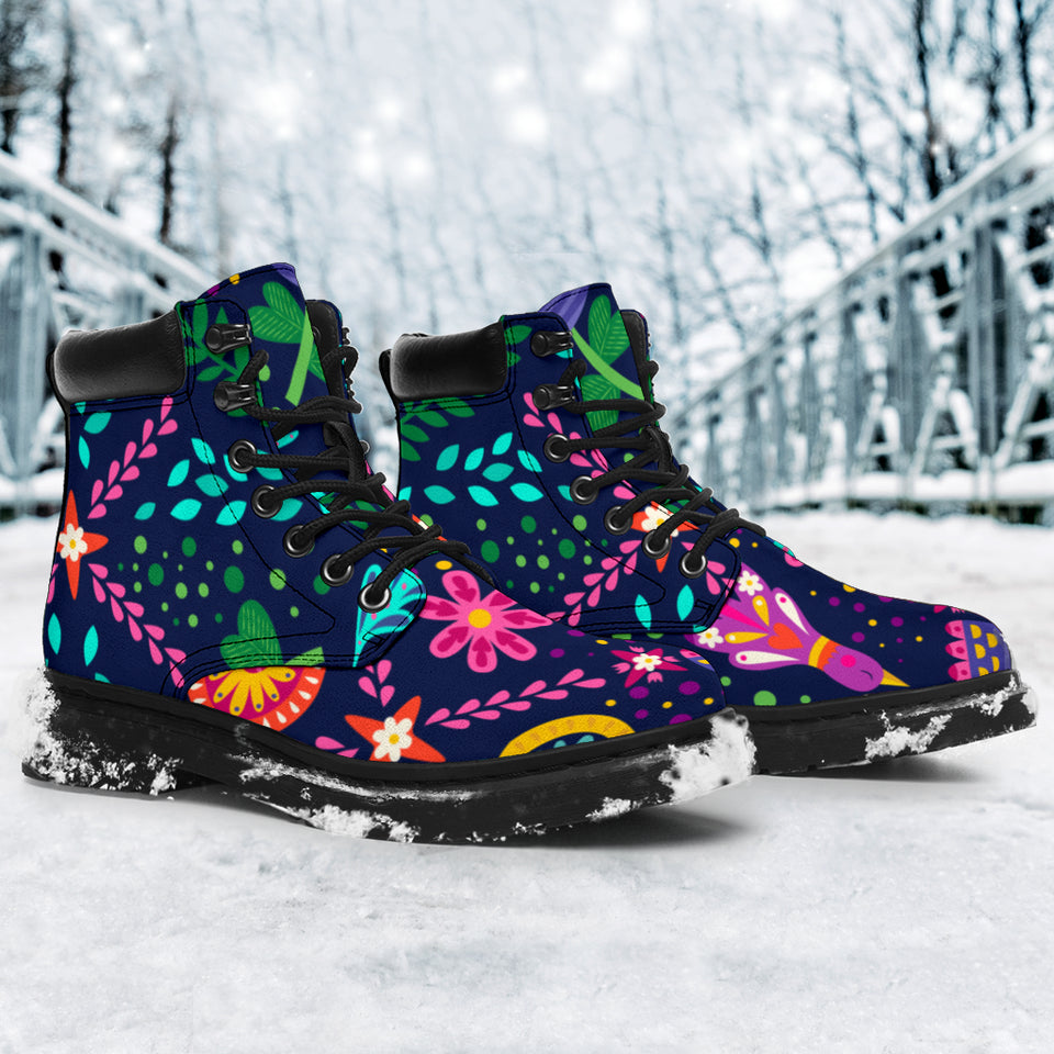 Abstract Dreams Classic Boots