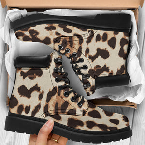 Leopard Classic Boots