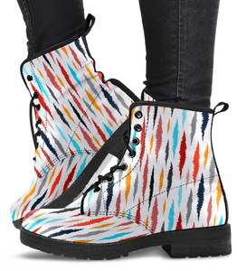 Abstract Ripples Boots
