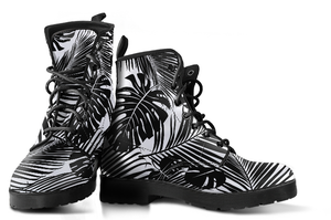 Palm Tree Leaves Boots