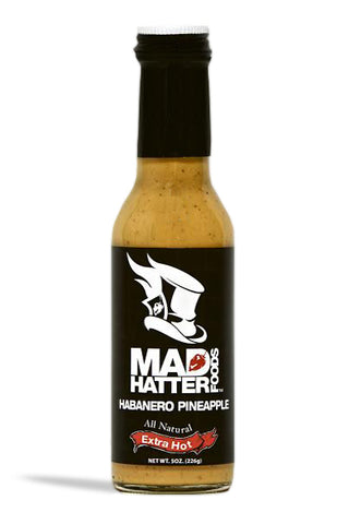 Mad Hatter Extra Hot Sauce