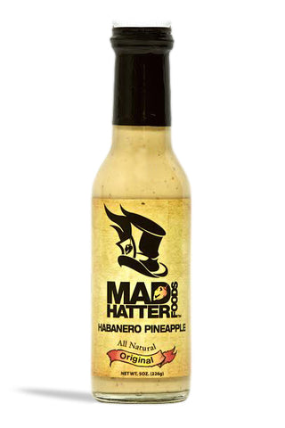 Mad Hatter Original Sauce