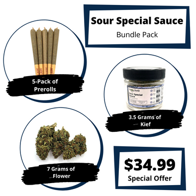 Sour Special Sauce Bundle Pack