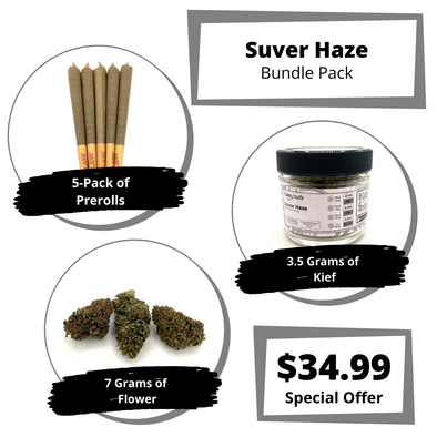 Suver Haze Bundle Pack