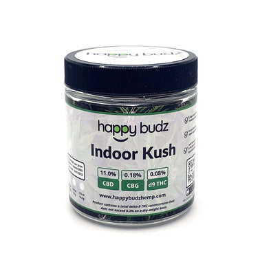 Indoor Kush Hemp