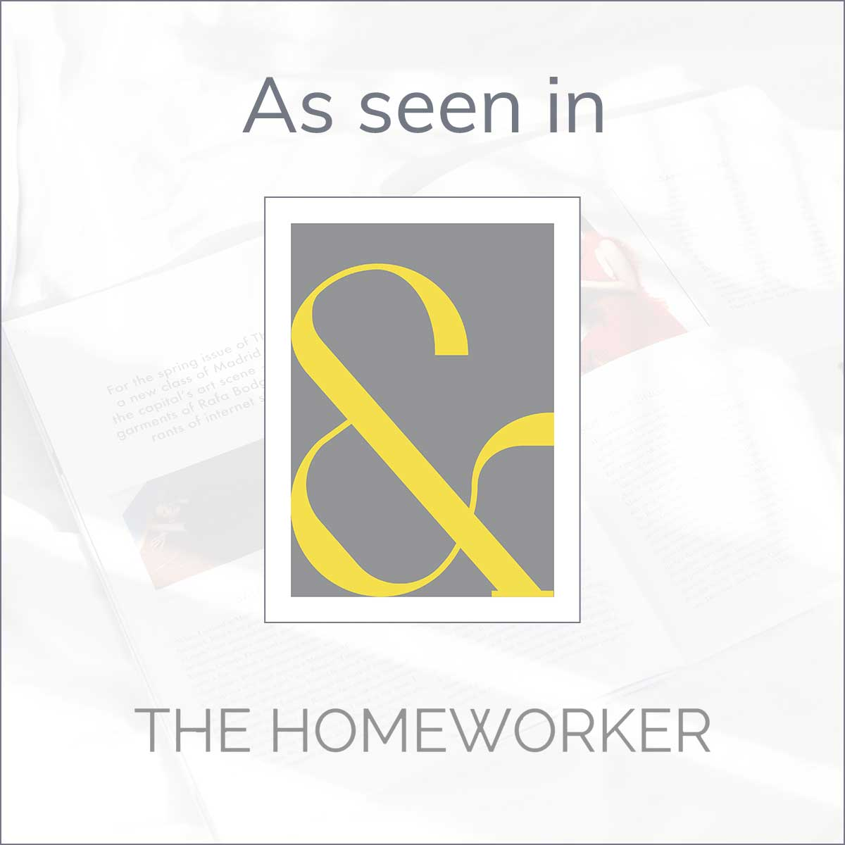 The Homeworker - January 2021