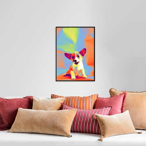 Animal & fauna art prints & wall posters are available to buy online at Claude & Leighton