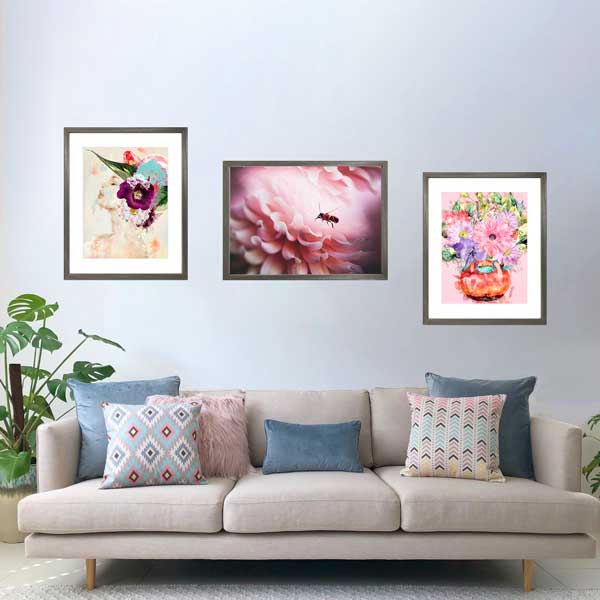 Pink posters & art prints from Claude & Leighton