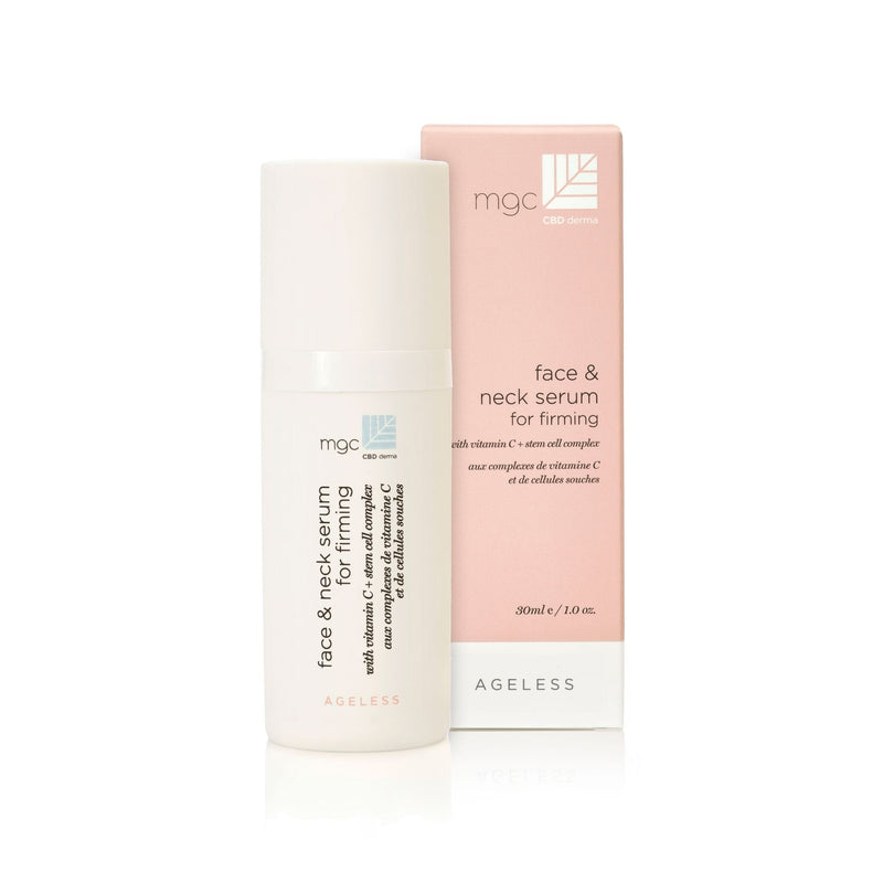 Face & Neck Serum for Firming