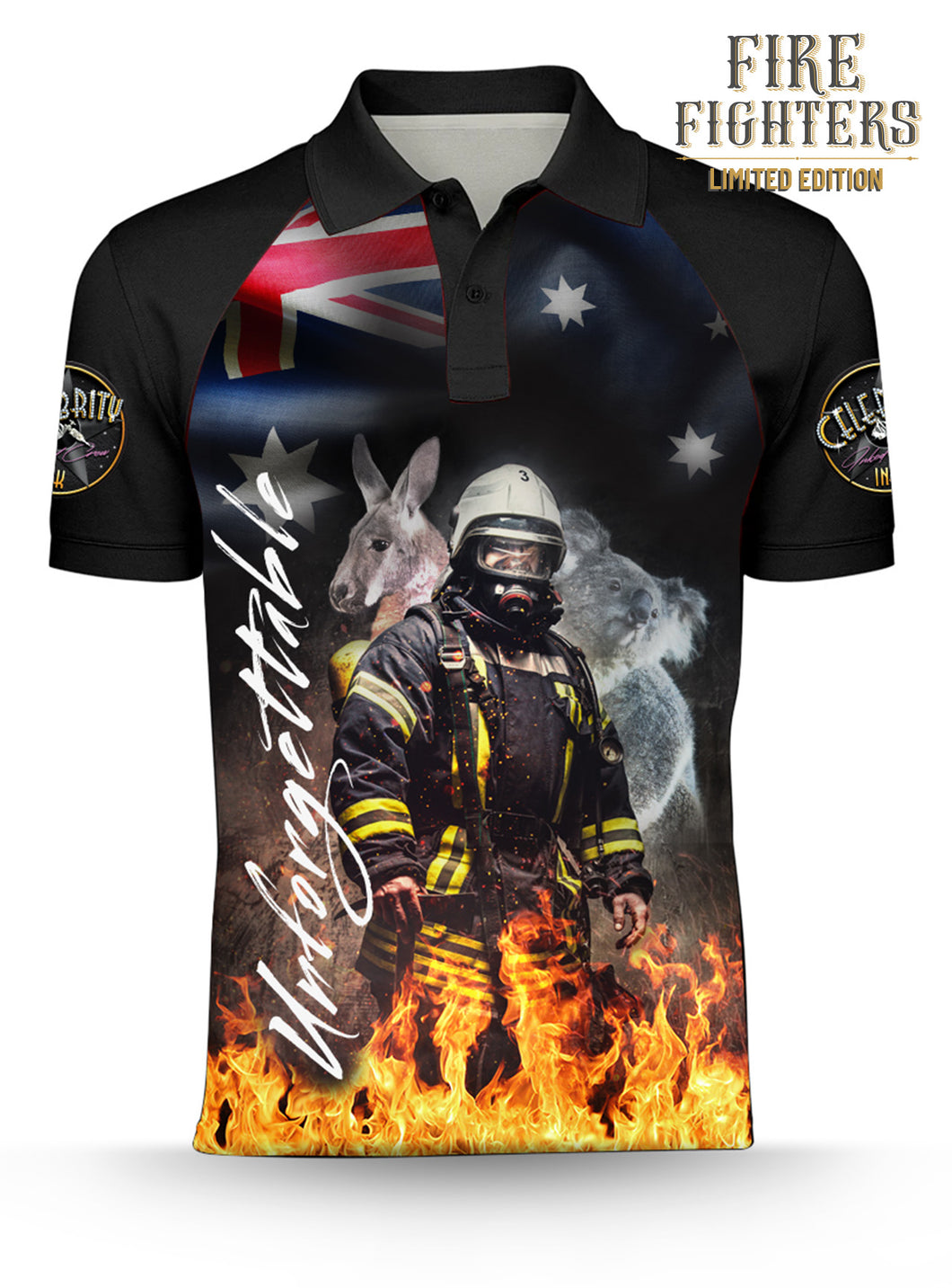 Fire Fighters Limited Edition