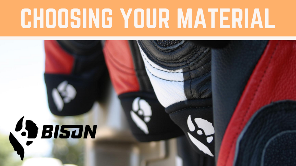 How to Choose Your Motorcycle Suit Material: Cow, Kangaroo, or Textile?