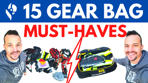 15 Must-Have Items for Your Pit Bag