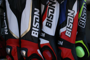 Bison Track Custom Race Suits