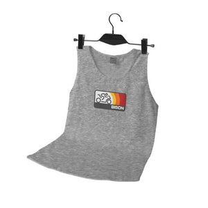 Open image in slideshow, Bison Track Sonic Tank Top