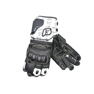 Bison Track Thor.1 Motorcycle Racing Gloves, Roots Edition