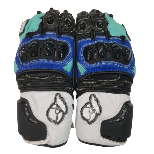 Bison Track Thor.1 Custom Motorcycle Racing Gloves