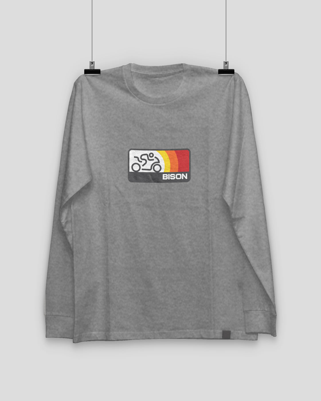 PRE-ORDER: Bison Track Sonic Long Sleeve Tee