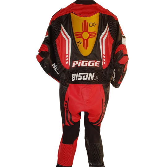 Bison Track Thor.2 Custom Motorcycle Racing Suit