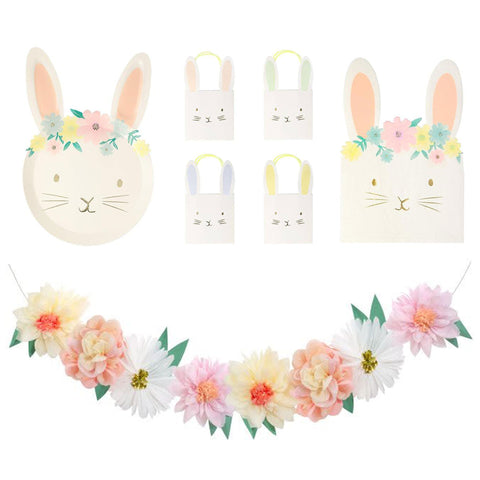 Bunny theme party supplies - The Party Room