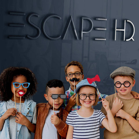 Escape HQ Kids Party